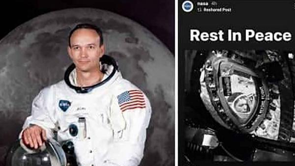 تنهاترین مرد تاریخ,فضانورد ماموریت تاریخی آپولو