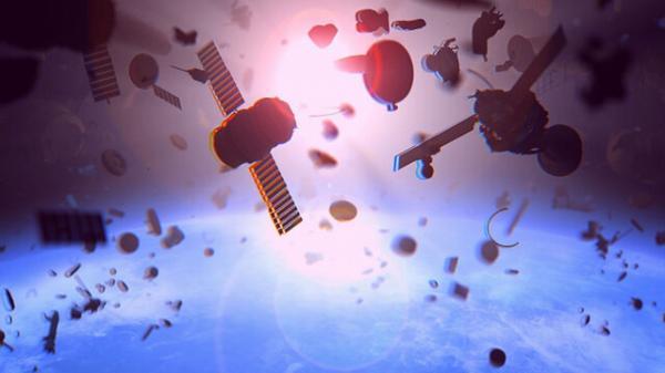 ارسال ربات پاکبان به فضا,ربات پاکبان در فضا
