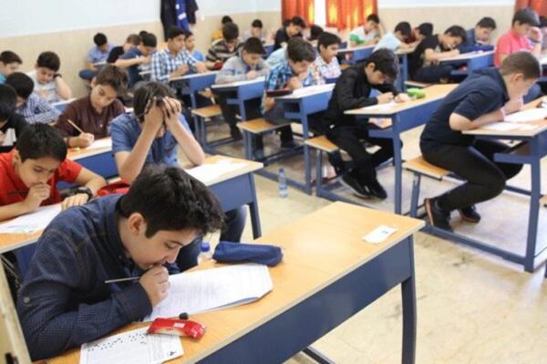 نحوه برگزاری باکیفیت امتحانات پایانی سال تحصیلی,امتحانات نهایی