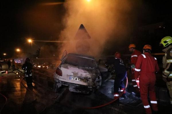 سانحه رانندگی در میدان جمهوری مشهد,تصادف در مشهد