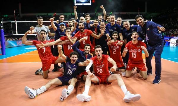 برنامه مسابقات تیم ملی والیبال ایران در لیگ ملت های ۲۰۲۱,لیگ ملت های ۲۰۲۱