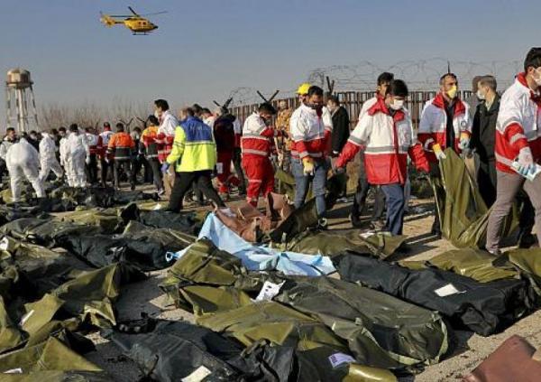 سقوط هواپیما اوکراینی,صدور قرار منع تعقیب برای متهمان اصلی پرونده هواپیمای اوکراینی