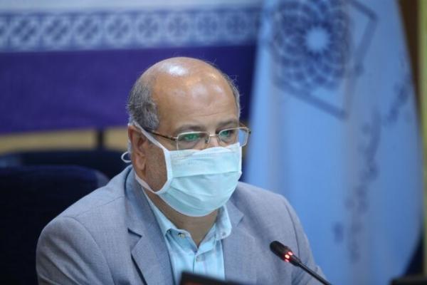 دکتر زالی,جهش های کرونا در ایران