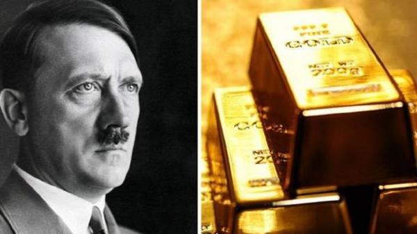 گنج هیتلر,پیدا شدن گنج هیتلر