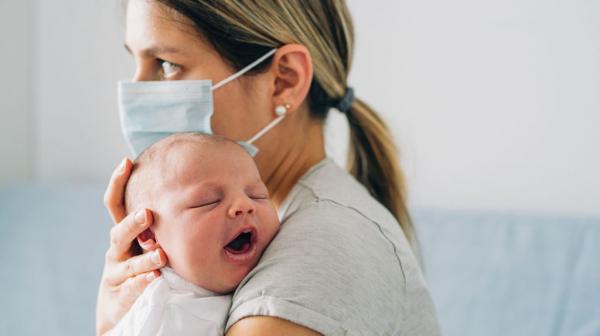 ویروس کرونا,انتقال کرونا از مادر به نوزاد