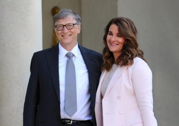 بیل و ملیندا گیتس,طلاق بیل گیتس از همسرش
