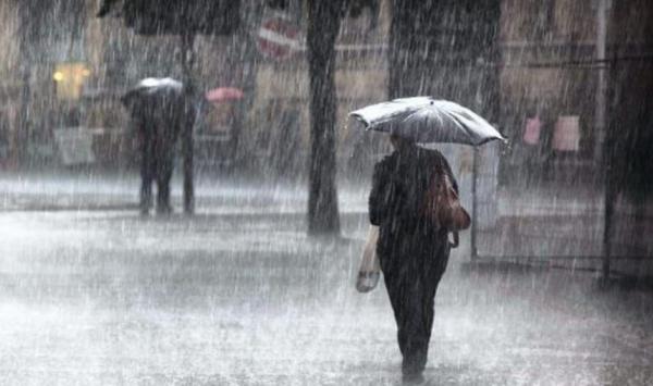 وضعیت آب و هوای کشور,بارش باران