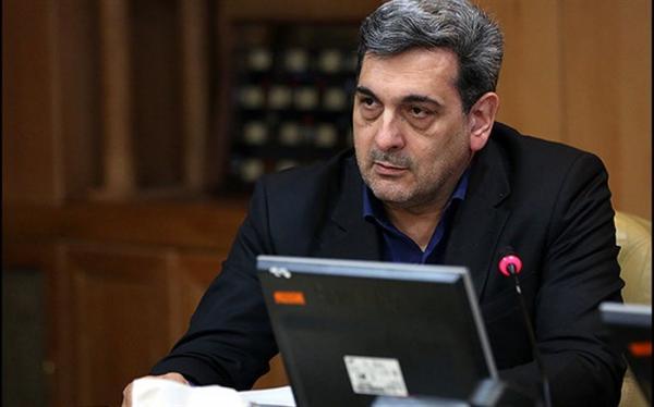 پیروز حناچی,شهردار تهران