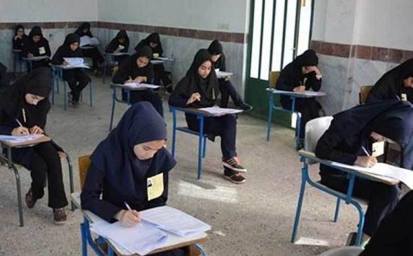تفکیک دانش آموزان مشکوک به کرونا از سایرین در امتحانات نهایی,امتحانات نهایی سال 1400