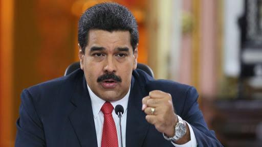 نیکولاس مادورو,رئیس جمهور ونزوئلا