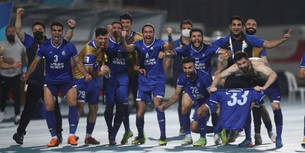 تیم فوتبال استقلال,جدیدترین رده بندی فوتبال جهان
