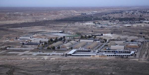 حمله راکتی به پایگاه عینالاسد,حملات به آمریکا در عراق