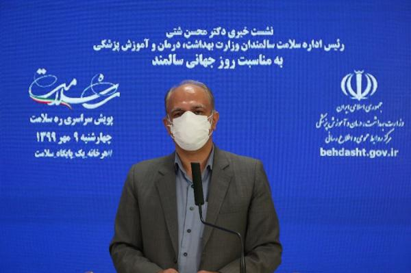 رئیس اداره سلامت سالمندان وزارت بهداشت,اولویت بندیهای تزریق واکسن کرونا