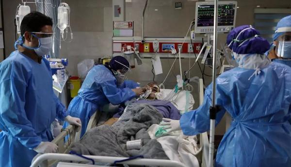 ویروس کرونا در ایران,آمار کرونای ایران در فروردین 1400