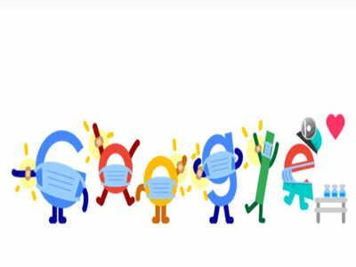 گوگل,تغییرلوگوی گوگل