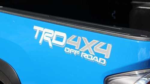 تویوتا تاکوما TRD آفرود 2021,تویوتا