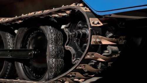 بمباردیه B- 7,خودروی متخصص حرکت دربرف