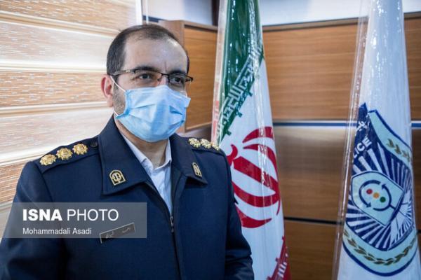 سرهنگ احمد شیرانی,سفر در تعطیلات عیدفطر