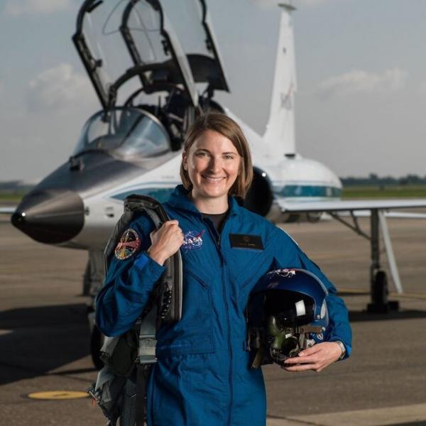 کایلا بارون,فضانورد