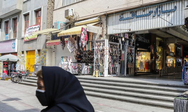 تصاویر بازگشایی کسب و کارها پس از تعطیلات پیک چهارم کرونا,تصاویر بازگشایی کسب و کارها,تصاویری از باز شدن مغازه ها