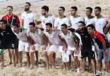 کمیته اخلاق فدراسیون فوتبال,محرومیت تیم ملی فوتبال ساحلی