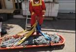 مرگ بر اثر برق گرفتگی حین سرویس کولر,برق گرفتگی