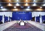 جلسه شورای عالی هماهنگی اقتصادی,حسن روحانی