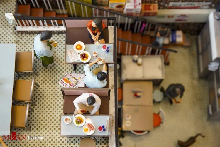 تصاویر شهر مینیاتوری کوون تانگ هنگ کنگ,عکس های کوون تانگ,تصاویری از شهر کوون تانگ