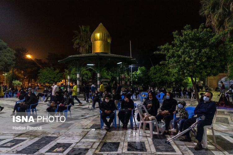 تصاویر مراسم احیا شب نوزدهم ماه مبارک رمضان,عکس های شب قدر در اصفهان,تصاویر شب قدر در تهران