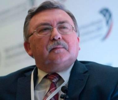 میخائیل اولیانوف,نماینده دائم روسیه