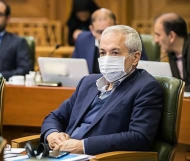محمود میرلوحی رئیس کمیته اقتصادی شورای شهر تهران