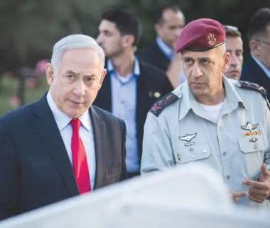 حمله اسرائیل به لبنان, اسرائیل، لبنان را هدف قرار داد