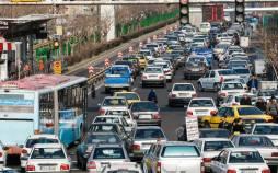 طرح ترافیک,طرح ترافک در تهران