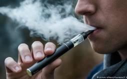 ارتباط مصرف سیگار الکترونیکی با تنگی نفس در افراد جوان,مضرات سیگار الکترونیکی