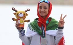 هدیه کاظمی,کسب سهمیه المپیک توسط هدیه کاظمی