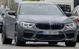 مدل جدید BMW M5 ,بی ام و