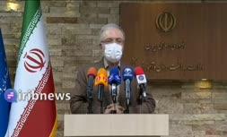 فیلم | وزیربهداشت: مرگ ناشی از بستری انبوه رو به افزایش است و چند روز آینده بسیار سخت خواهد بود!