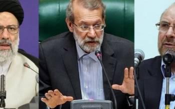 علی لاریجانی در انتخابات 1400,اخبار انتخابات 1400
