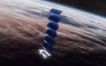 اینترنت ماهواره ای, همکاری گوگل و اسپیس ایکس