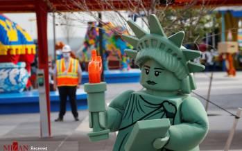 تصاویر پارک لگولند در نیویورک,عکس های پارک لگو در آمریکا,تصاویر پارک لگو در نیویورک