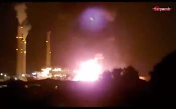 شلیک موشکهای مقاومت فلسطین به سمت تلآویو/ موشک باران شدید مخازن نفت نیروگاه عسقلان در اسرائیل