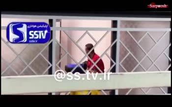 فیلم/ توهین بیسابقه سیدجلال حسینی به فدراسیون در اتاق تست دوپینگ