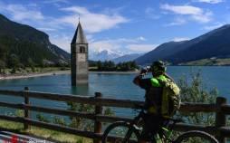 تصاویر روستای کورون در زیر آب,عکس های روستای کورون,تصاویری از روستای کورون در ایتالیا