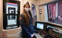 تصاویر متروی مسکو,عکس های مترو در مسکو,تصاویر هشتاد و ششمین سالگرد متروی مسکو