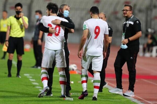 ترکیب احتمالی تیم ملی فوتبال ایران مقابل عراق,ایران