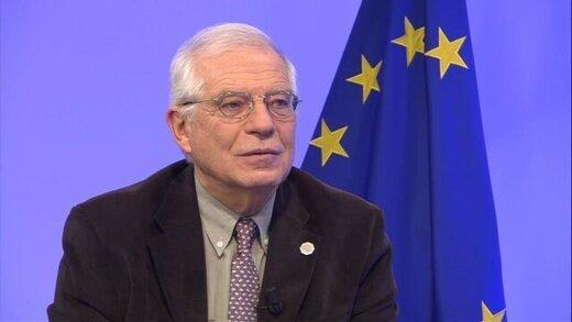 بورل,مسئول سیاست خارجی اتحادیه اروپا
