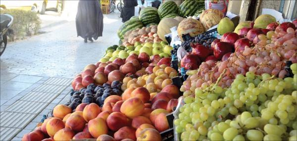 قیمت بعضی از میوههای تابستانه,افزایش قیمت میوه
