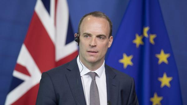 «دومینیک راب» وزیر خارجه بریتانیا ,پیشرفتهای محسوس در مذاکرات وین