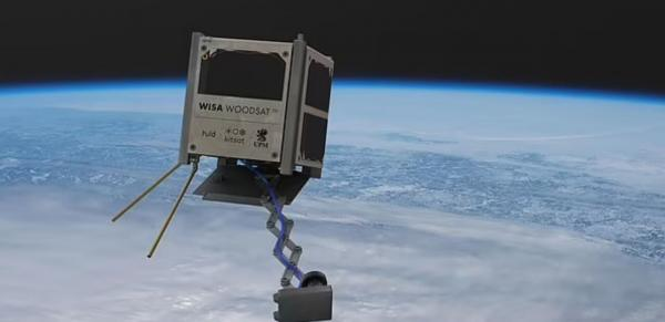 ماهواره چوبی,وایزا وود ست»( WISA Woodsat)