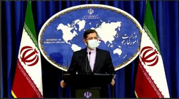 سخنگوی وزارت امور خارجه ایران,خطیب زاده